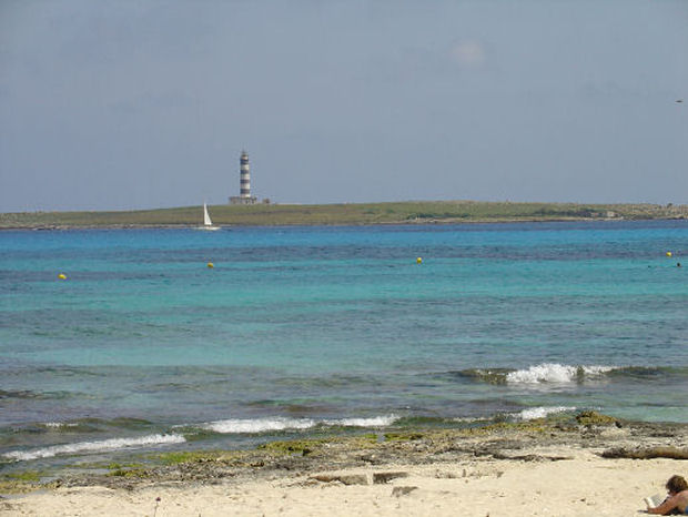 Punta Prima Minorca Spiaggia Punta Prima Minorca Bbb