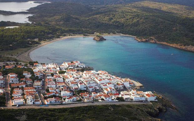 Es Grau La Spiaggia Dentro Il Parco Naturale Isola Di