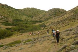 trekking minorca