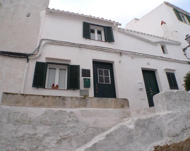 Casa in vendita a minorca nel cuore di alaior isola di for Piani di casa in stile ranch tradizionale