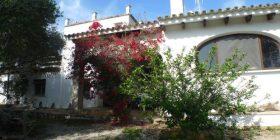 casa con terrazza e giardino minorca
