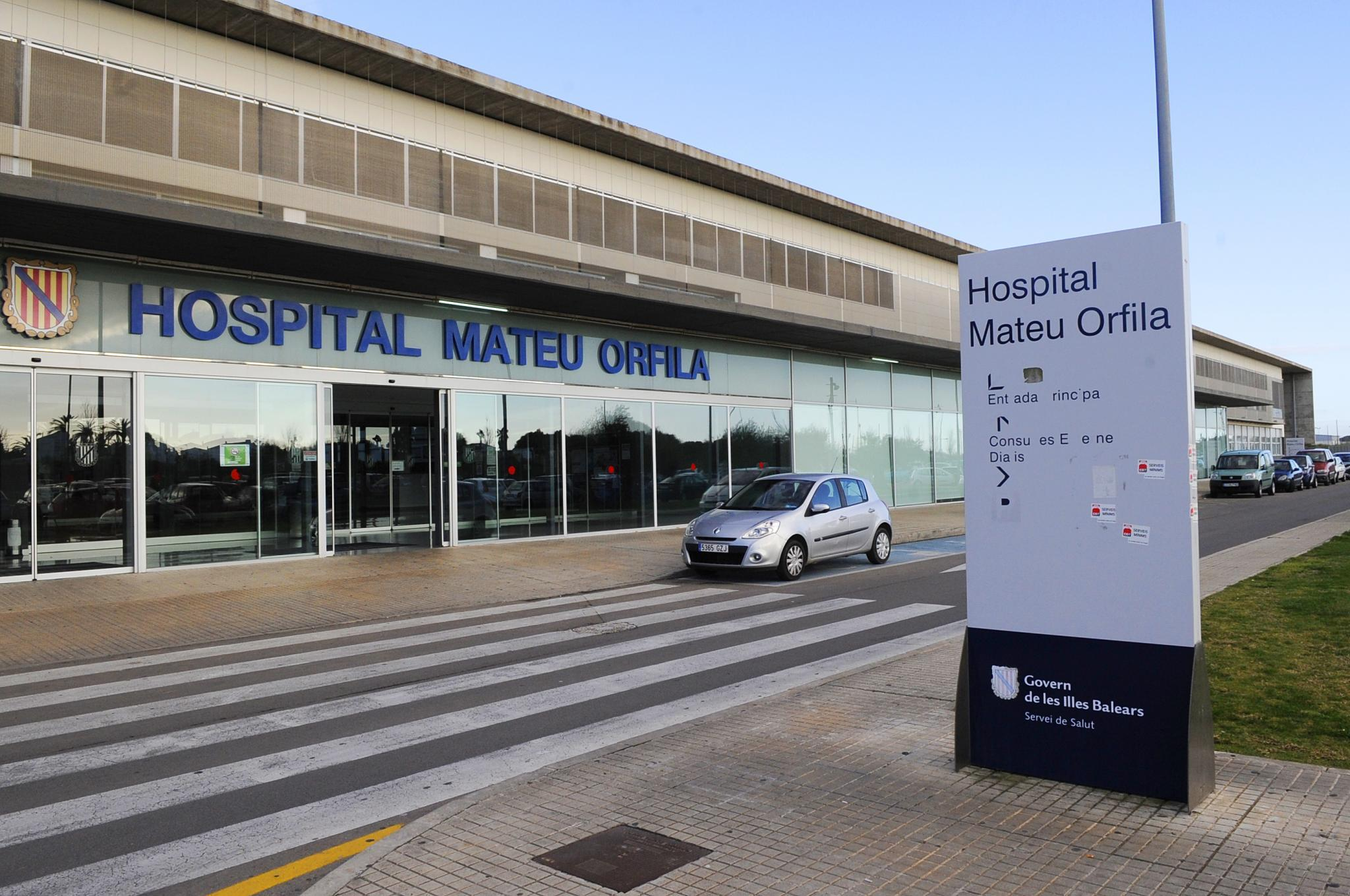 Ospedali E Strutture Sanitarie Di Minorca La Sanit 224 Sull