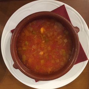zuppa Oliaigo