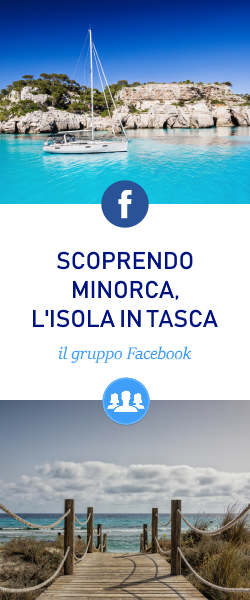 Scoprendo Minorca