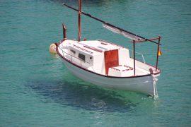 in barca a minorca