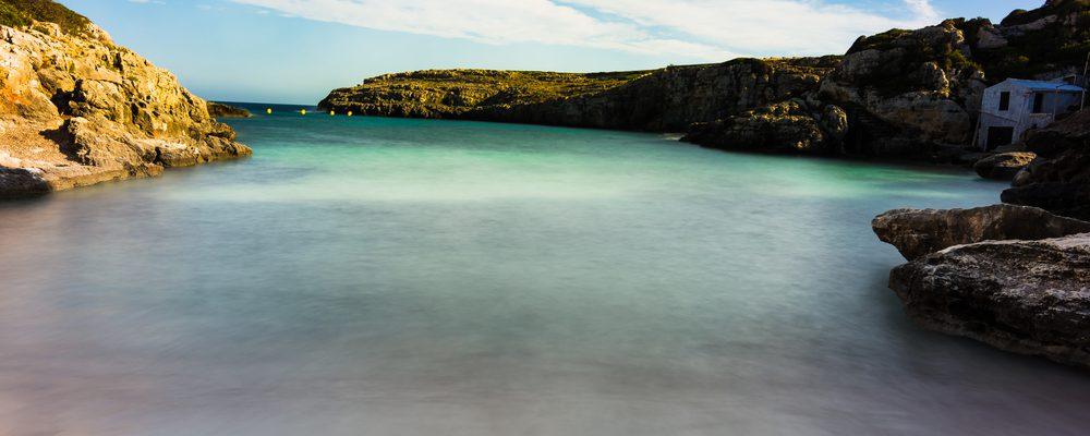 spiaggia di binidali minorca