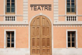 teatro a Minorca
