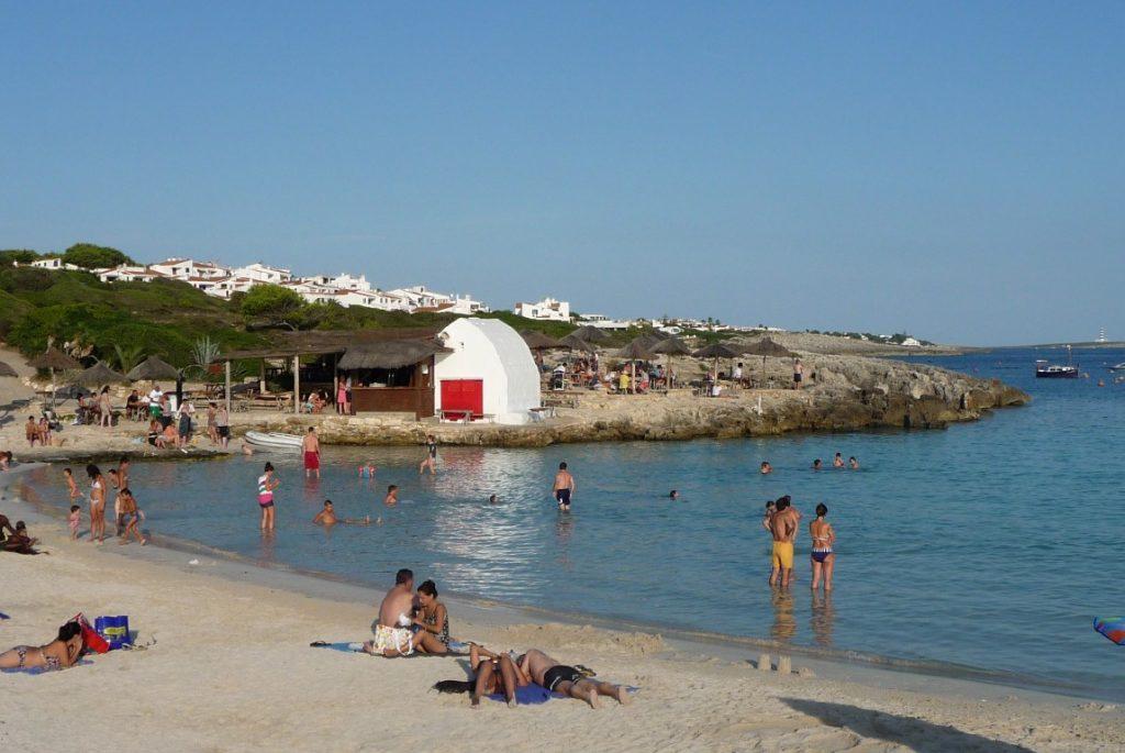 spiaggia di binibeca
