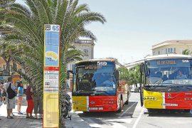 autobus minorca