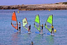 surf minorca