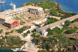 isla del rey minorca
