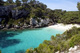 Cala Macarelleta (Menorca)