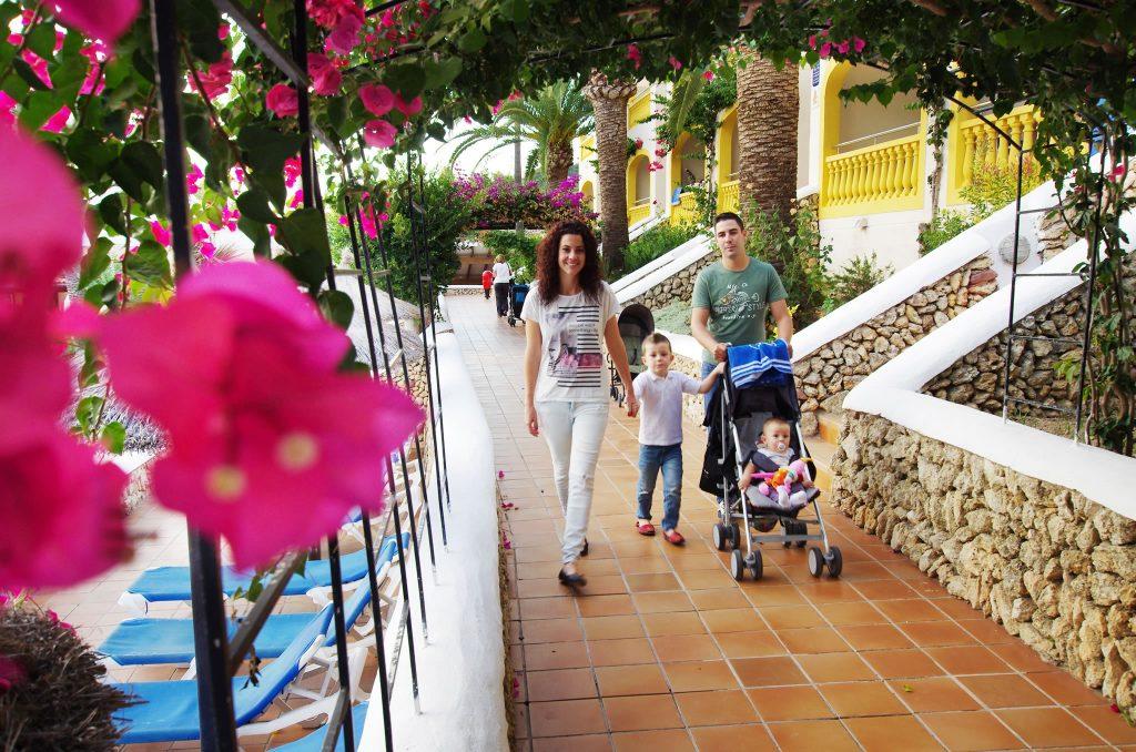 I migliori hotel per famiglie di tutta la spagna sono a for Migliori hotel barcellona