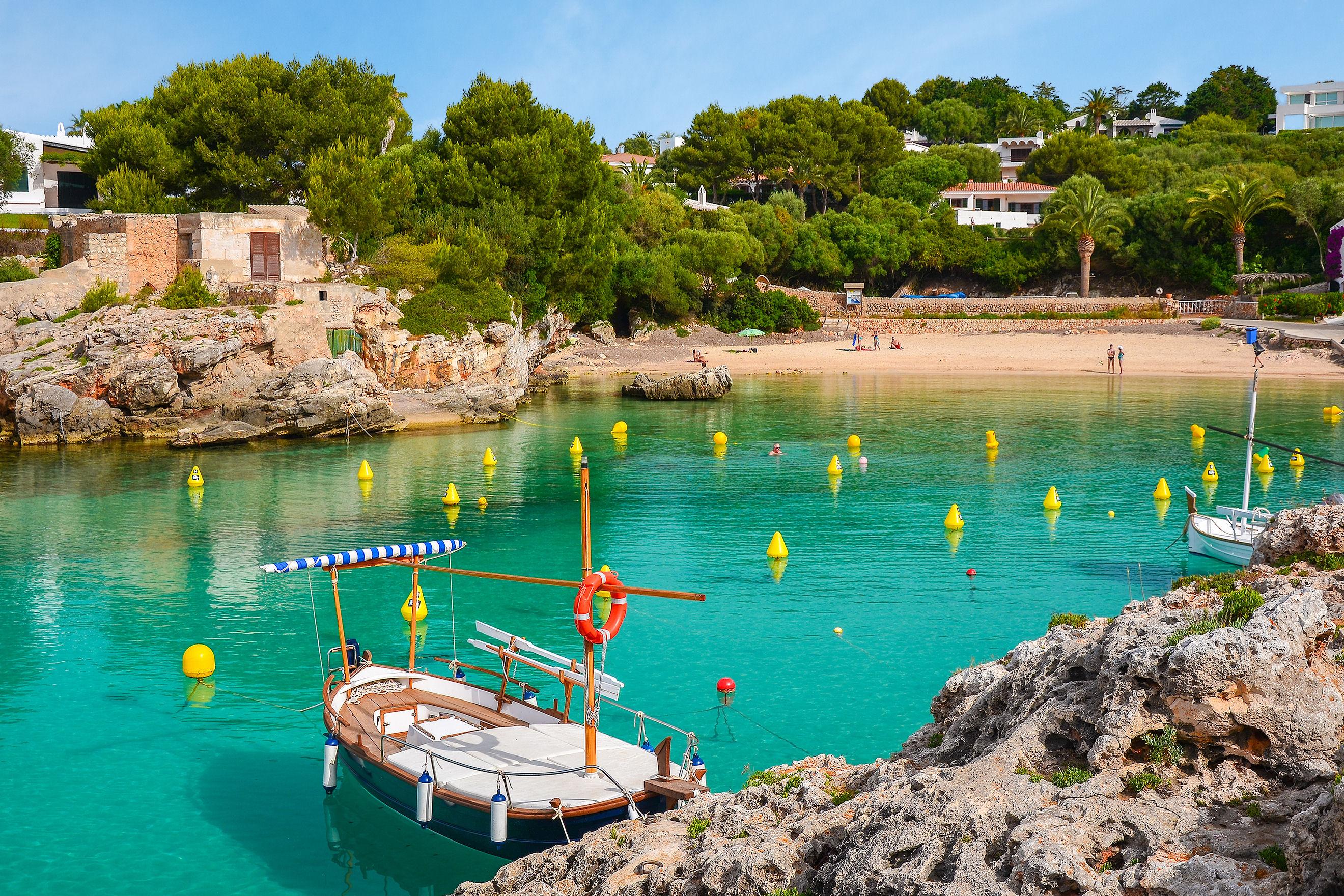 Spiagge e Cale di Minorca