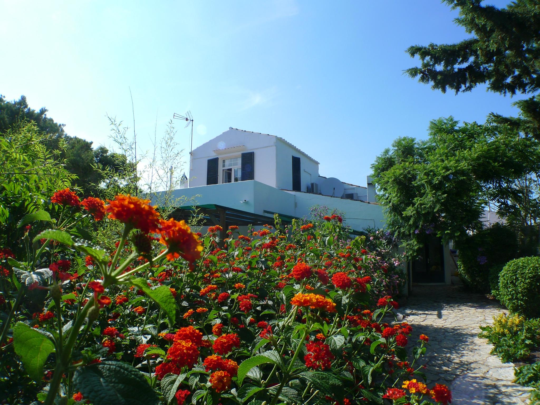 Vendesi splendida casa di campagna con piscina e giardino for Piani di casa con campo sportivo al coperto
