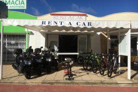 Affittare una macchina uno scooter o una bicicletta a Son Bou
