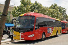 muoversi con mezzi pubblici minorca