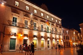 Vita notturna a Minorca, ciutadella