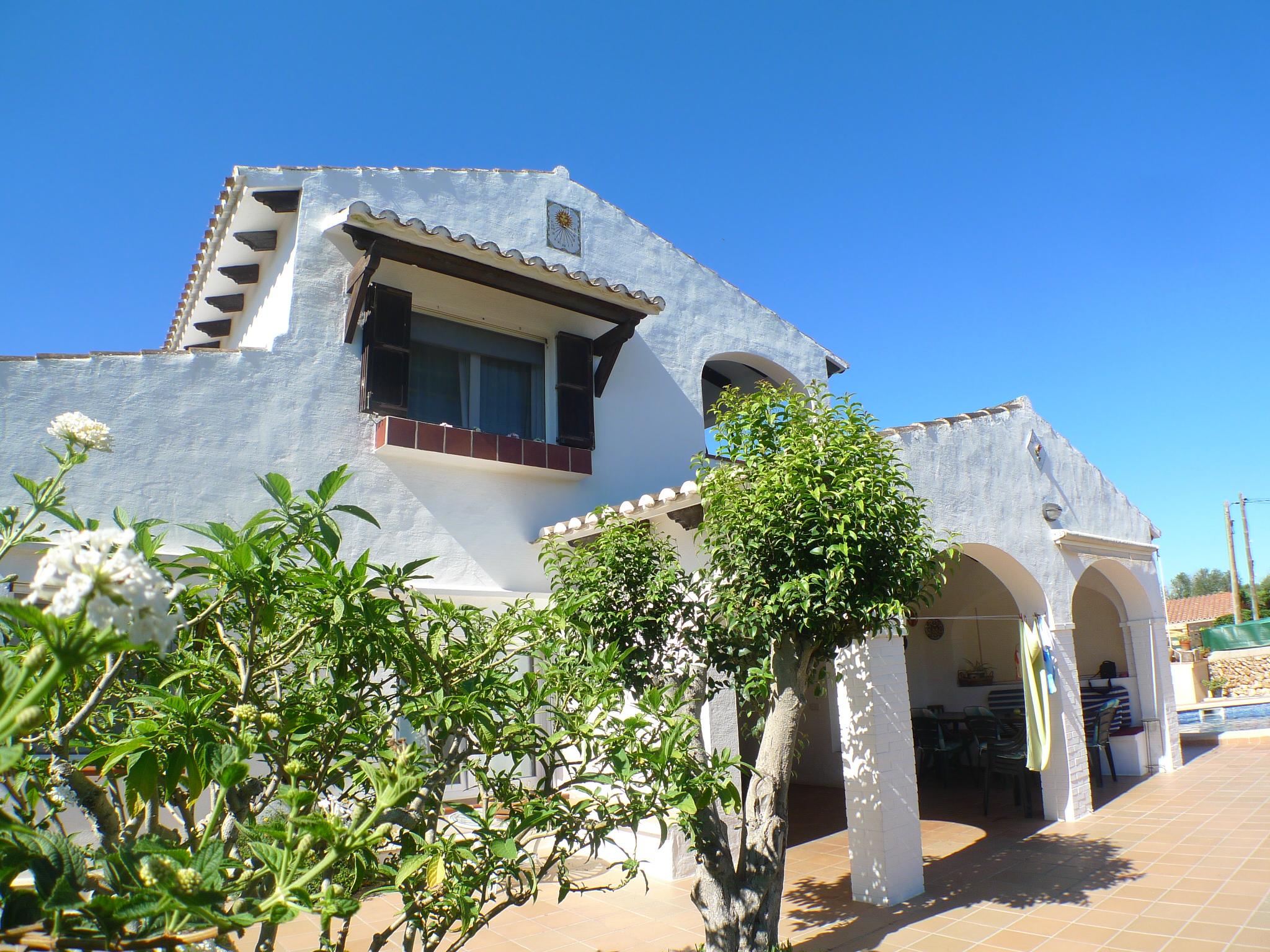 Case in vendita minorca con piscina privata e giardino - Casa vacanze con piscina privata ...