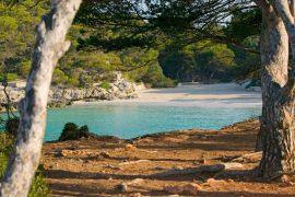 Le spiagge meno affollate di Minorca