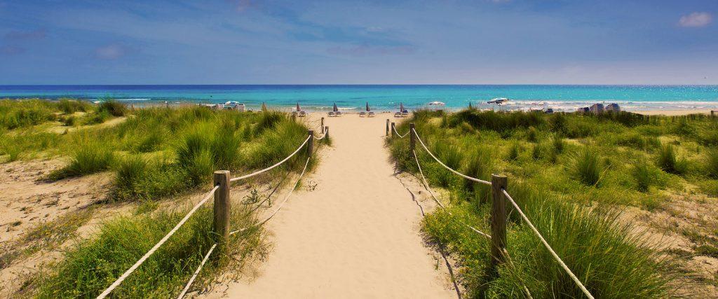 Zone dove soggiornare a Minorca: hotel e appartamenti turistici a ...