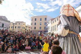 Tradizioni popolari di Minorca: la S'àvia Corema