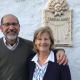 Carlos Caoll Pons e sua moglie Deborah Hellyer Foto Gloria Vanni