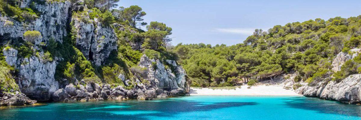 Le spiagge per nudisti a Minorca
