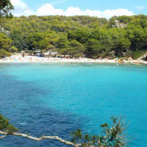 Playa Macarella Menorca
