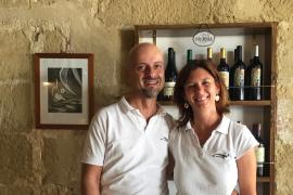 Fabio e Francesca El romero Gastrobar Menorca mahon