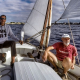 Mario Garau: vivere in barca a Minorca