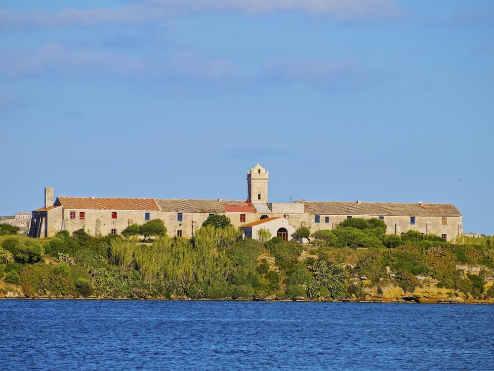 history of Menorca