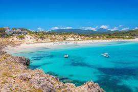 Spiaggia di Arenal de Son Saura