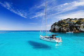 escursioni per mare a minorca