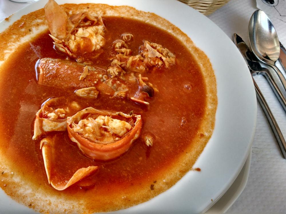 eat in menorca