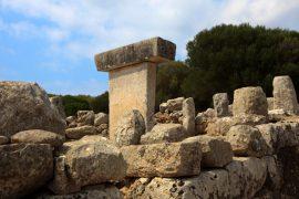 talaiotic culture menorca