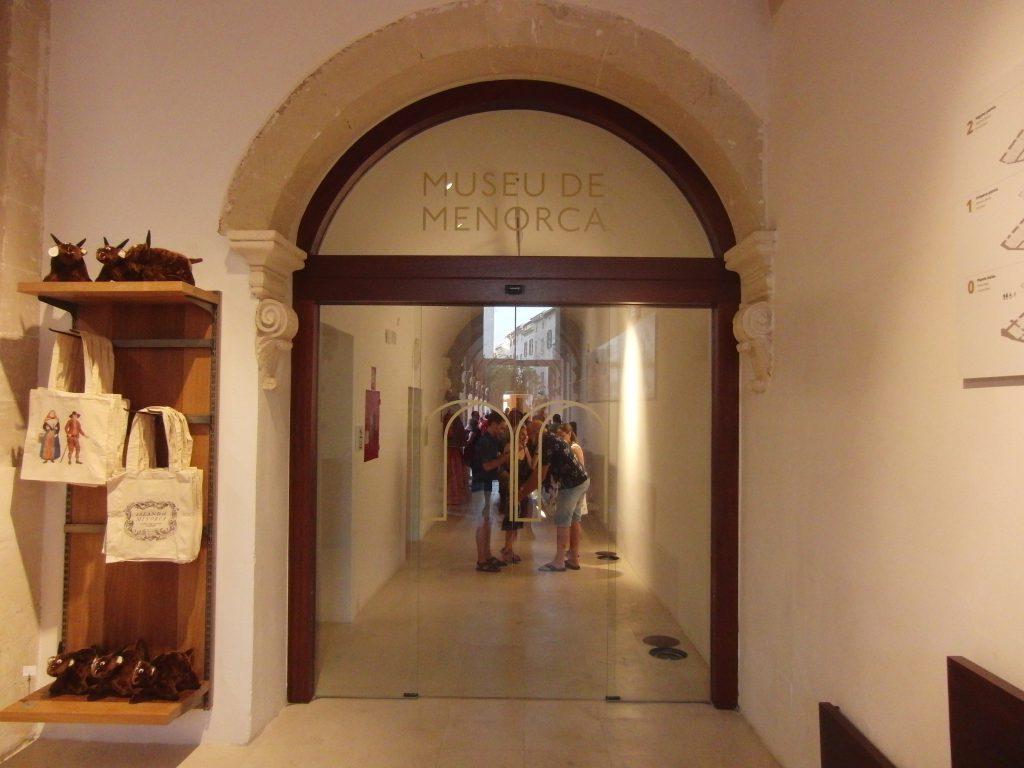 museo di minorca