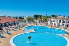 Hotel per bambini a Minorca