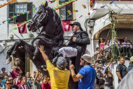 Calendario feste di Minorca 2018 (quelle con i cavalli!)