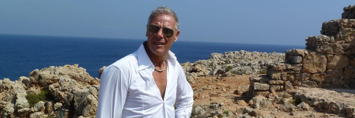 Diego Bonardo: cambiare vita per aprire un piccolo hotel romantico a Ciutadella