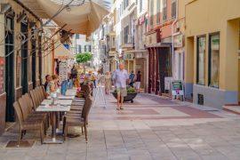 El léxico menorquín es quizás uno de los más peculiares de las Islas Baleares