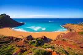 menorca playas