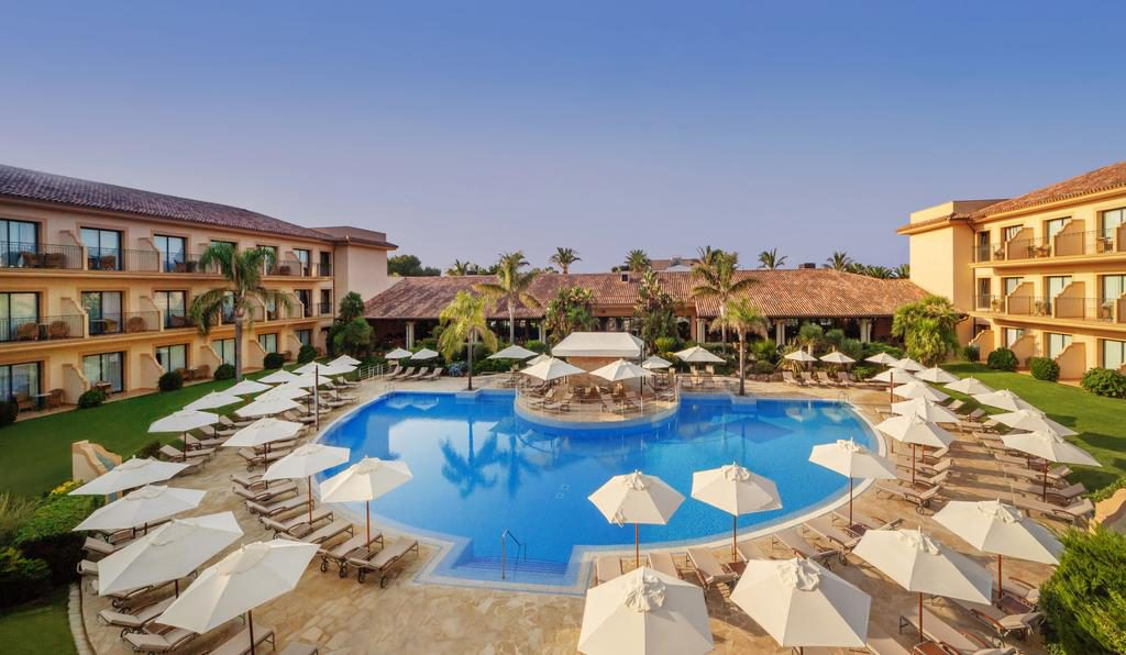 hotel lusso minorca