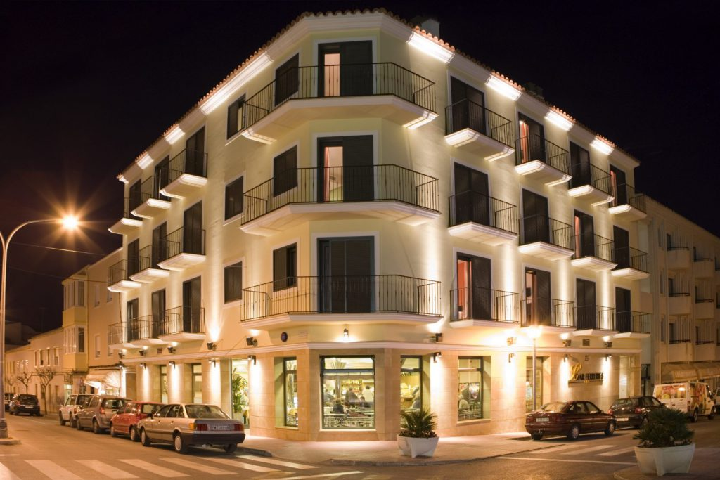 hotel low cost minorca