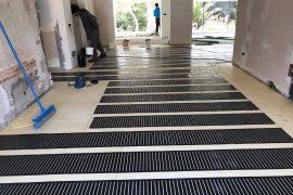 warm floor menorca baleares