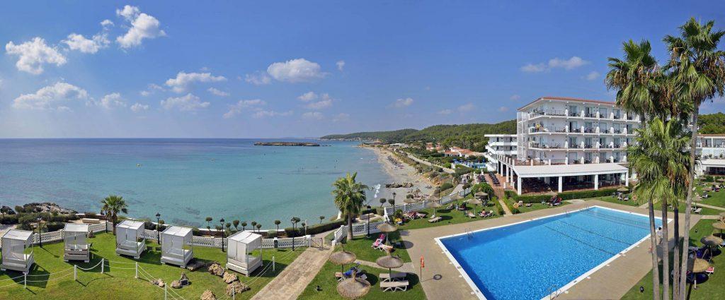 minorca hotel sul mare