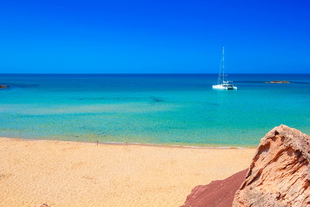 Las mejores playas nudistas de Menorca