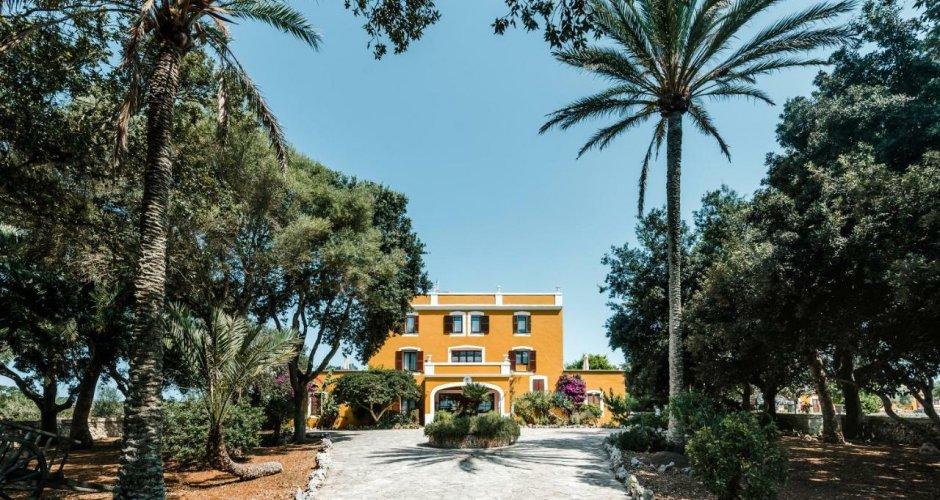 Hotel rural 4 estrellas Sant Ignasi Menorca