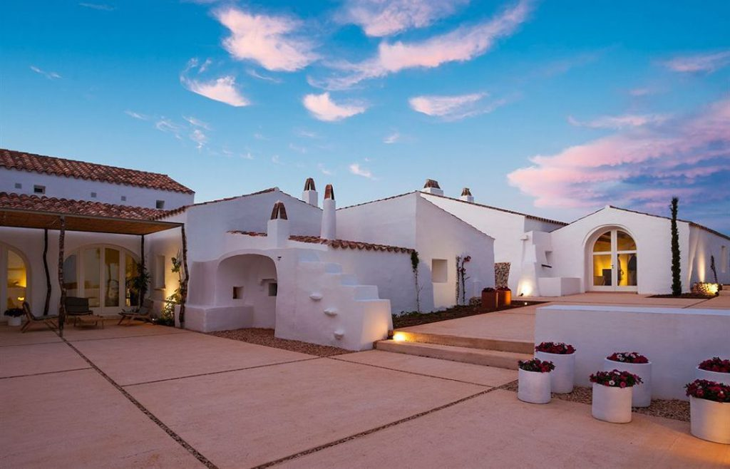 Hotel Torralbenc 4 estrellas lujo Menorca