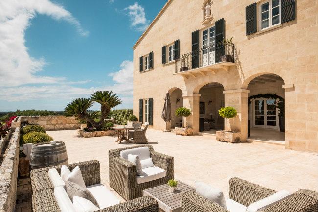 Hotel 5 estrellas lujo Cugó Gran Menorca
